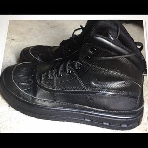 ACG Nike Boots/Sneakers -Black